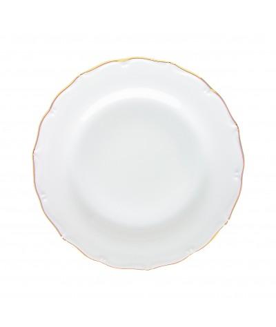 Lėkštė iš porceliano 19cm,X8940