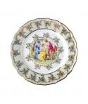 Lėkštė iš porceliano 21cm,Verona,Y3587