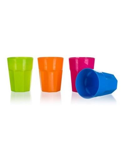 Puodelis iš plastiko