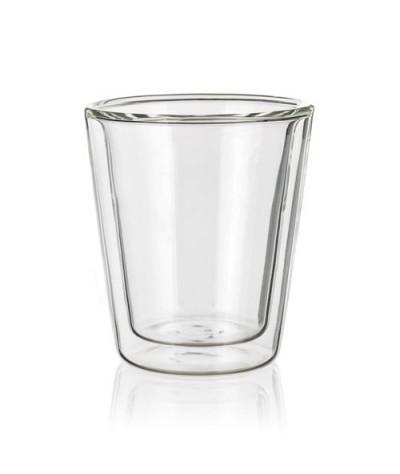 Stiklinė su dvigubomis sienelėmis