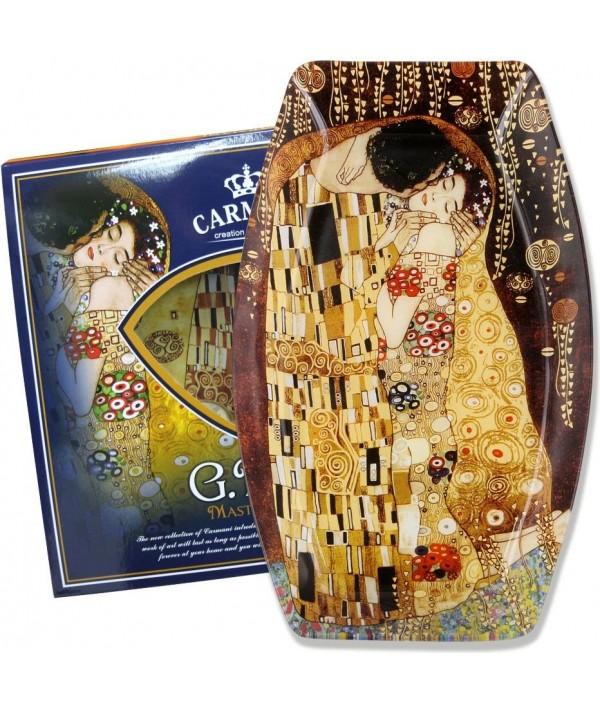 Lėkštė iš stiklo G.Klimt