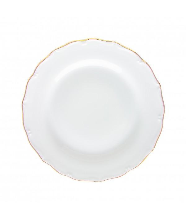 Lėkštė iš porceliano 25cm,X8940