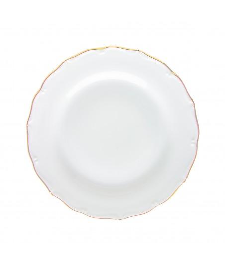Lėkštė iš porceliano 17cm,X8940