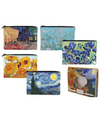 Maža piniginė Van Gogh ,mix...