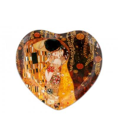 Lėkštė iš stiklo G.Klimt...