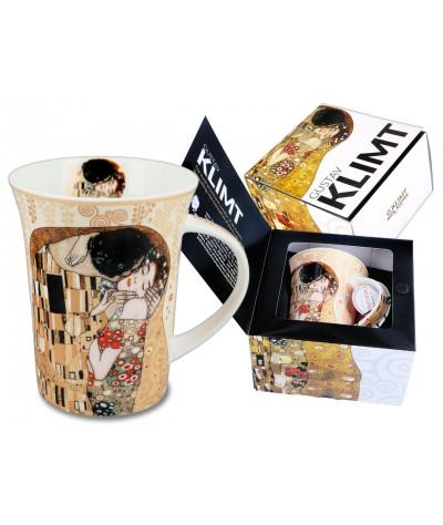 Puodelis G.Klimt Bučinys...