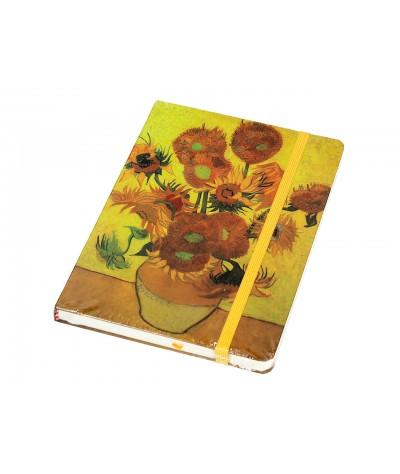 Užrašų knygutė Van Gogh...