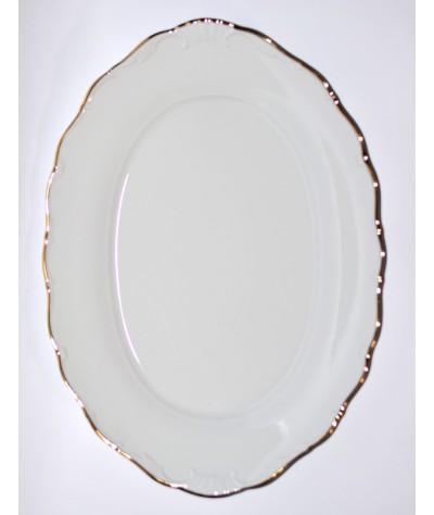 Lėkštė ovali...