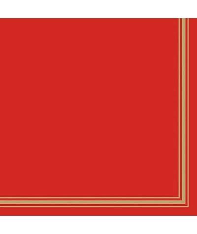 Servetėlės 33cm Lea Red...