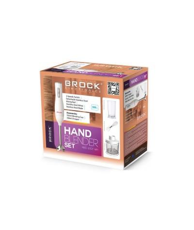 Brock trintuvas 3viename d:4