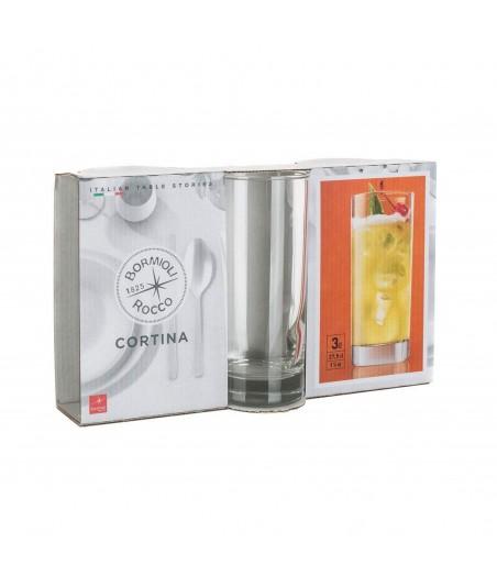 Stiklinės Cortina 3vnt...