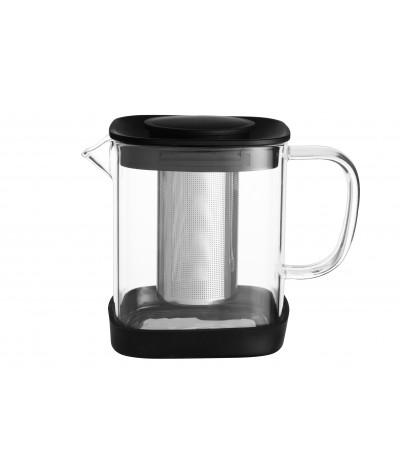 Maku arbatinukas iš stiklo...