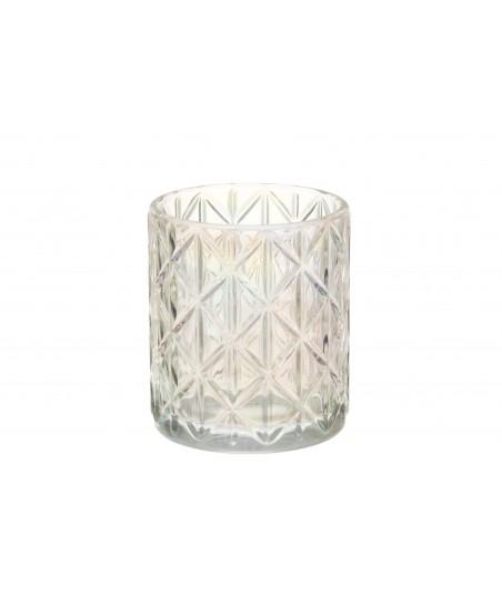 4living žvakidė iš stiklo...