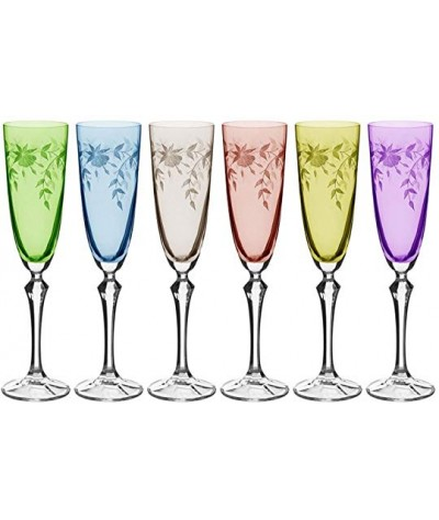 Taurės Floral šampanui...
