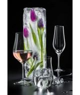 Taurės Tulipa šampanui...