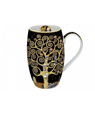 Puodelis G.Klimt  Medis d:12