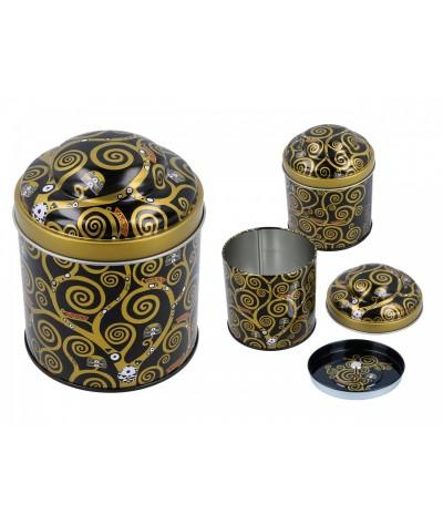 Metalinė dėžutė G.Klimt...