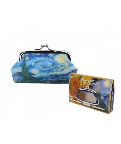 Didelė piniginė V.Gogh...