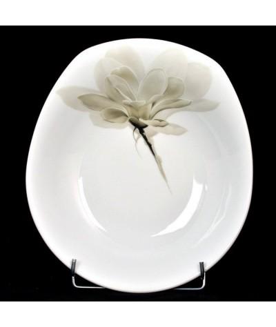 Lėkštė iš porceliano gili...